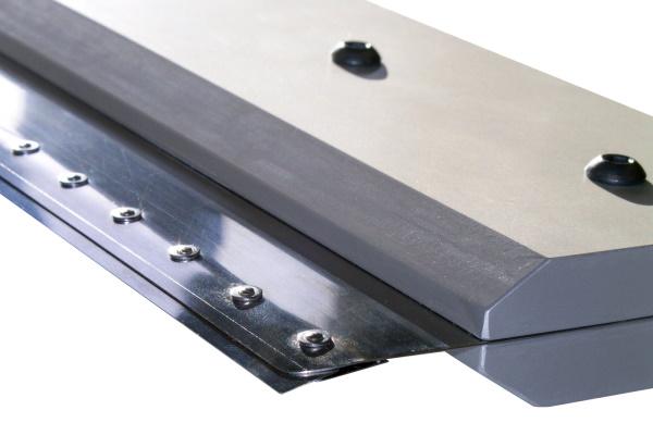 Porta-raclas modelo Strip-Blade para la impresión en huecograbado